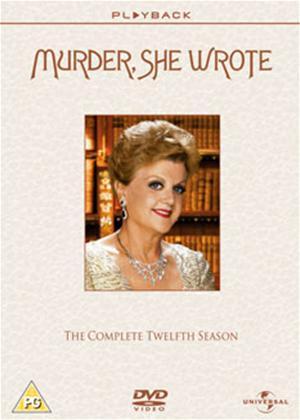 Rent Murder, She Wrote: Series 12 Online DVD Rental