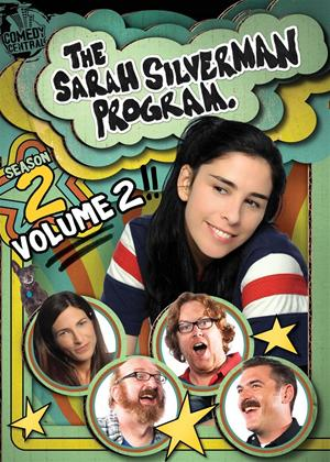 Rent The Sarah Silverman Program: Series 2: Part 2 Online DVD Rental