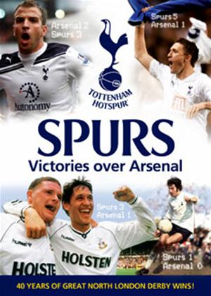 Rent Tottenhams Victories Over Arsenal Online DVD Rental