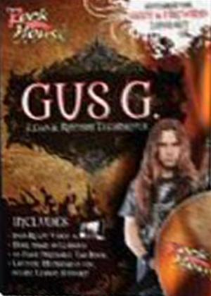 Rent Gus G Lead and Rhythm Guitar Techniques Online DVD Rental