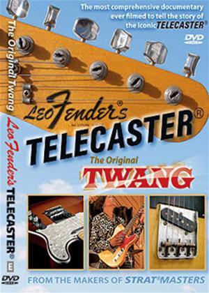 Rent Leo Fender's Teelcaster: The Original Twang Online DVD Rental