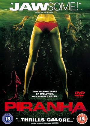 Piranha Online DVD Rental