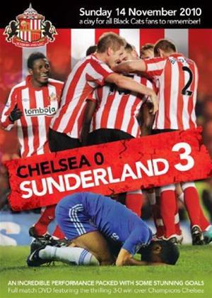 Rent Sunderland V Chelsea Online DVD Rental