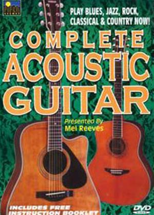 Rent Complete Acoustic Guitar Online DVD Rental