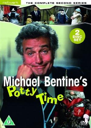 Rent Michael Bentine's Potty Time: Series 2 Online DVD Rental