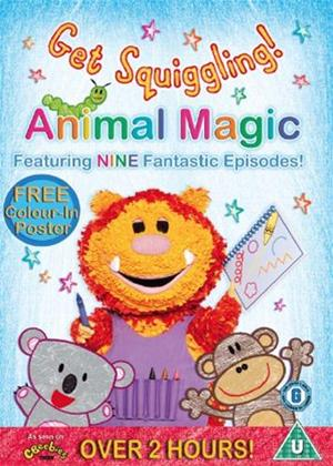Rent Get Squiggling: Animal Magic Online DVD Rental