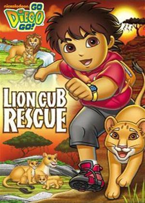 Rent Go Diego Go: Lion Cub Rescue Online DVD Rental