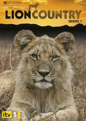 Rent Lion Country: Series 1 Online DVD Rental