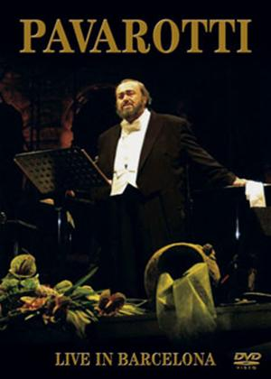 Rent Pavarotti: Live in Barcelona Online DVD Rental