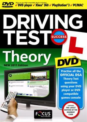 Rent Driving Test Success: Theory Online DVD Rental