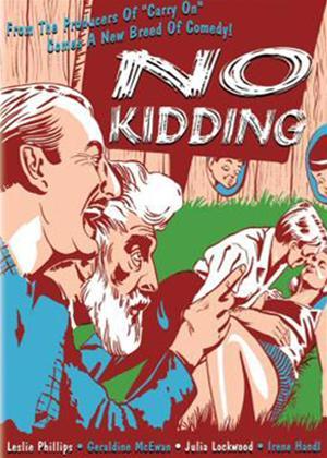 Rent No Kidding Online DVD Rental