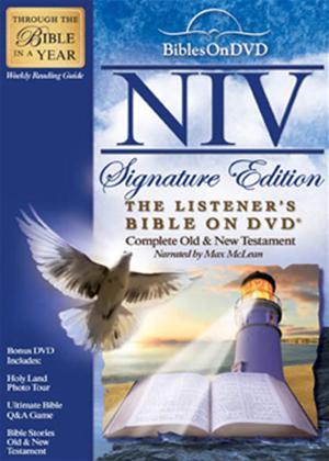 Rent New International Version: The Listener's Bible Online DVD Rental