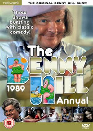 Rent The Benny Hill Annuals 1989 Online DVD Rental
