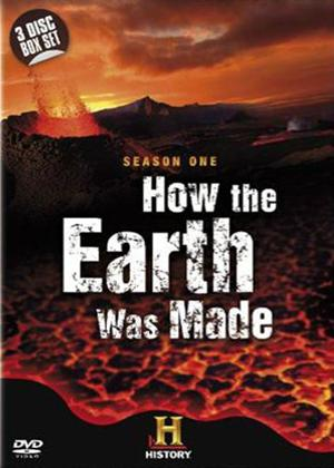 Rent How the Earth Was Made: Series 1 Online DVD Rental