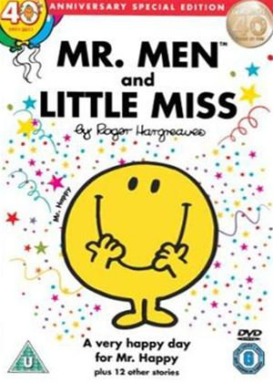 Mr Men and Little Miss: A Very Happy Day for Mr Happy and Twelve Other Stories Online DVD Rental