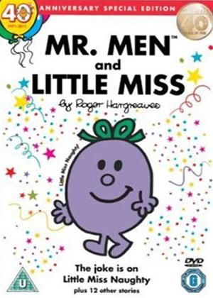 Rent Mr Men and Little Miss: The Joke Is on Little Miss Naughty and Twelve Other Stories Online DVD Rental