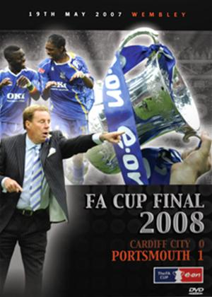 Rent F.A.Cup Final 2008: Cardiff V Portsmouth Online DVD Rental