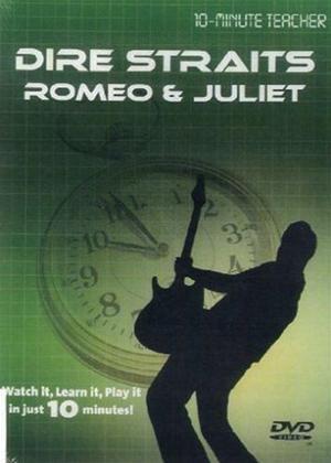 Rent 10 Minute Teacher: Dire Straits: Romeo and Juliet Online DVD Rental