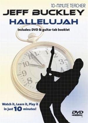 Rent 10 Minute Teacher: Jeff Buckley: Hallelujah Online DVD Rental