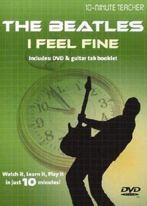 Rent 10 Minute Teacher: The Beatles: I Feel Fine Online DVD Rental