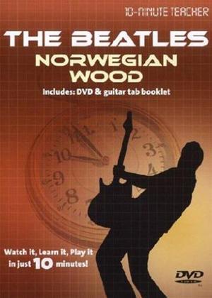 Rent 10 Minute Teacher: The Beatles: Norwegian Wood Online DVD Rental