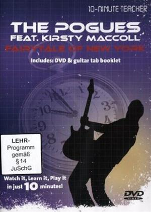Rent 10 Minute Teacher: The Pogues and Kirsty MacColl: Fairytale of New York Online DVD Rental