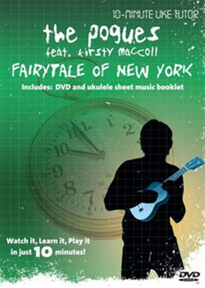 Rent 10 Minute Uke Tutor: The Pogues: Fairytale of New York Online DVD Rental