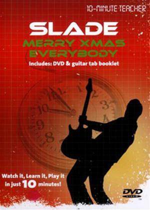 Rent 10 Minute Teacher: Slade: Merry Christmas Everybody Online DVD Rental