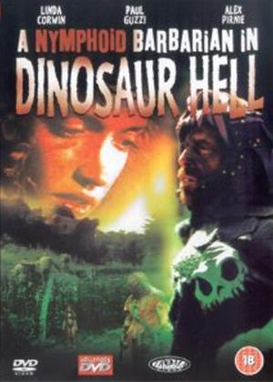 Rent A Nymphoid Barbarian in Dinosaur Hell Online DVD Rental