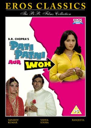 Rent Pati Patni Aur Woh Online DVD Rental