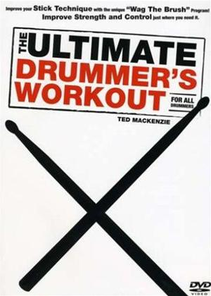 Rent Ted MacKenzie: The Ultimate Drummer's Workout Online DVD Rental