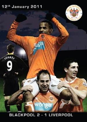 Rent Blackpool 2 Liverpool 1: 12th Jan 2011 Online DVD Rental