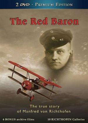 Rent The Red Baron: The True Story of Manfred Von Richthofen Online DVD Rental
