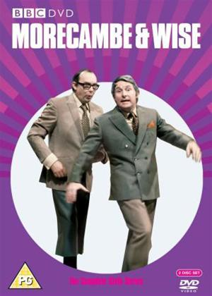 Rent Morecambe and Wise: Series 6 Online DVD Rental