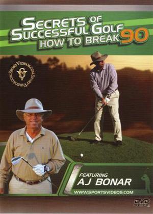 Rent Secrets of Successful Golf: How to Break 90 Online DVD Rental