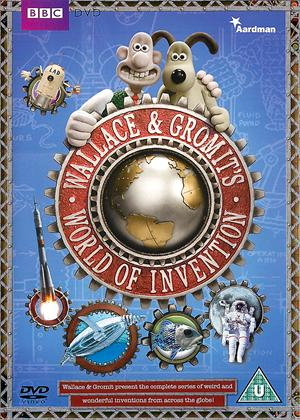 Rent Wallace and Gromit's World of Inventions Online DVD & Blu-ray Rental