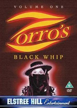 Rent Zorro's Black Whip: Vol.1 Online DVD Rental