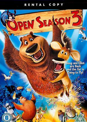 Rent Open Season 3 Online DVD & Blu-ray Rental