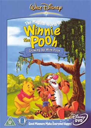 Rent Magical World of Pooh: Growing Online DVD Rental