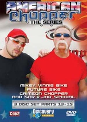 Rent American Chopper: Part 14: Future Bike Online DVD Rental