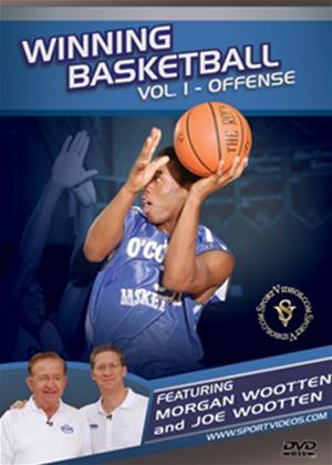 Rent Winning Basketball: Offense Online DVD Rental