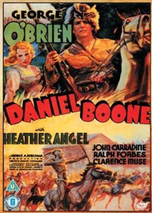 Rent Daniel Boone Online DVD Rental