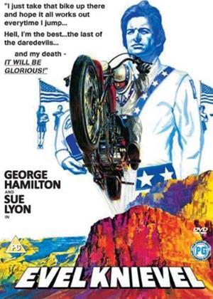 Rent Evel Knievel Online DVD Rental