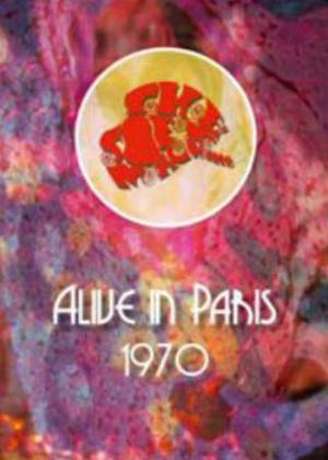 Rent Soft Machine: Alive in Paris 1970 Online DVD Rental