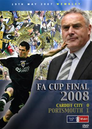 Rent FA Cup Final 2008: Cardiff City Vs Portsmouth Online DVD Rental
