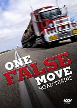 Rent One False Move: Road Trains Online DVD Rental