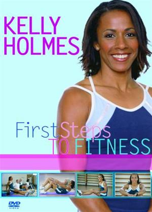 Rent Kelly Holmes: First Steps to Fitness Online DVD Rental