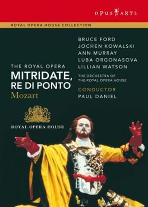 Rent Mozart: Mitridate Re Di Ponto Online DVD & Blu-ray Rental