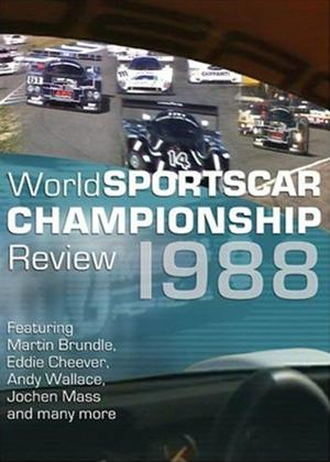 Rent World Sportscar Championship Review 1988 Online DVD Rental