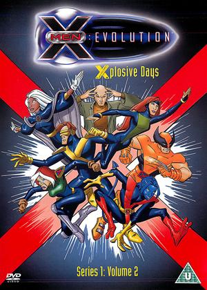 Rent X-Men Evolution: Xplosive Days: Series 1: Vol.2 Online DVD Rental